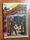 Carte pentru copii anii '90 -aventurile submarinului dox,nr 16