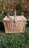 Coş picnic tip ladă