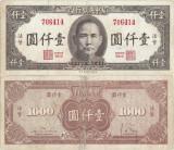 1945 , 1,000 yuan ( P-289 ) - China