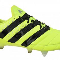 Ghete de fotbal adidas ACE 16.1 SG Leather AQ4451 pentru Barbati