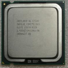 Procesor Intel Core 2 Duo E7500 socket 775  FSB 1066