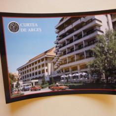 Carte poștală Hotel Posada Curtea de Argeș