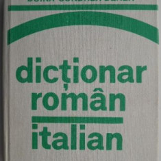 Dictionar roman-italian – Doina Condrea-Derer