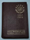 Agenda apicultorului 1967 1967, Asociatia Crescatorilor de Albine din RSR