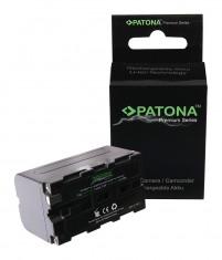 PATONA Premium | Acumulator pt Sony NP-F750 NPF750 NP F970 NP F990 foto