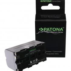 PATONA Premium   Acumulator pt Sony NP-F750 NPF750 NP F970 NP F990