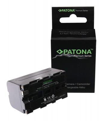 PATONA Premium   Acumulator pt Sony NP-F750 NPF750 NP F970 NP F990 foto