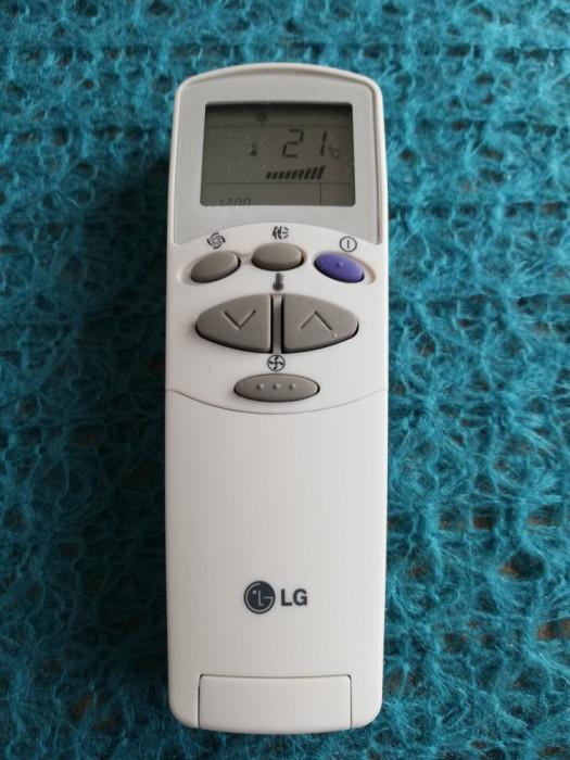telecomanda aer conditionat LG ,clapeta reper 6711A90032S