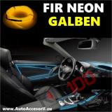 Fir NEON culoare GALBEN (lungime 5M), 4World