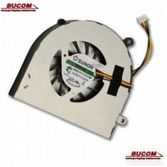 Cooler ventilator laptop IBM Lenovo Ideapad G505 cu 4 pini