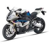 Cumpara ieftin Miniatura Motocicleta BMW S1000 RR (K46) 1:10 Thunder Grey