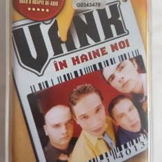 [MC] Vank - In haine noi - caseta audio originala