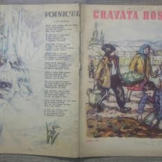 Revista Cravata Rosie// nr. 6 din 1954
