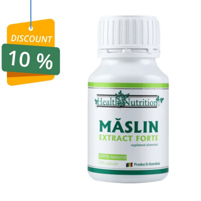 MASLIN EXTRACT FORTE 100% natural, 180 capsule foto