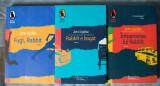 John Updike - Fugi, Rabbit + Întoarcerea lui Rabbit + Rabbit e bogat (3 vol.)