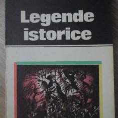 LEGENDE ISTORICE - PETRE STANESCU