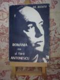 """Gh. Buzatu - Romania cu si fara Antonescu """"8727"""""""
