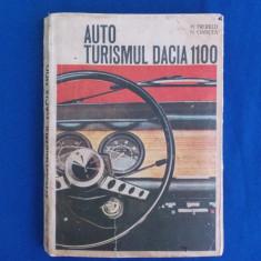 H. FREIFELD - AUTOTURISMUL DACIA 1100 , 1973