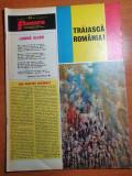 flacara 23 august 1975-art.perieni jud. vaslui,piatra neamt,comuna tilisca sibiu