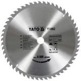 Disc circular lemn,350x30x3.5mm,54 dinti Yato YT-6082