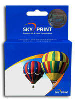 Rezerva inkjet SkyPrint Compatibil Brother LC223 Cyan