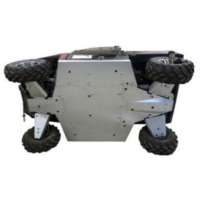 Scut aluminiu full kit UTV Polaris Ranger 900 XP / 1000 Diesel foto