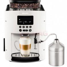 Espressor automat KRUPS Espresseria EA816170, 1.7l, 1450W, 15 bari (Alb-Negru)