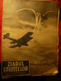 Ziarul Stiintelor si al Calatoriilor 5 sept.1939 : Tehnica prizelor , Desenul an