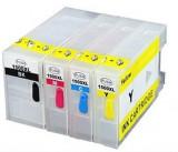 Cumpara ieftin Cartuse reincarcabile pt CANON PGI-1500XL PGI1500-XL autoresetabile pachet 4...
