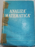 Octavian Stanasila - Analiza matematica 1989