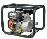 Motopompa O-MAC MP 6500, 2inch, 4.1 kW, 6.5 CP, Benzina fara plumb