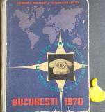 Carte de telefoane Bucuresti 1970 lista abonati telefonici
