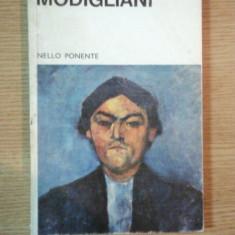 MODIGLIANI de NELLO PONENTE , 1970