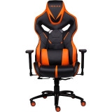 Scaun gaming Inaza Predator Black / Orange
