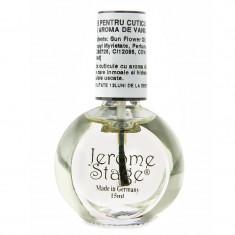Ulei cuticule Jerome Stage, 15 ml, aroma vanilie