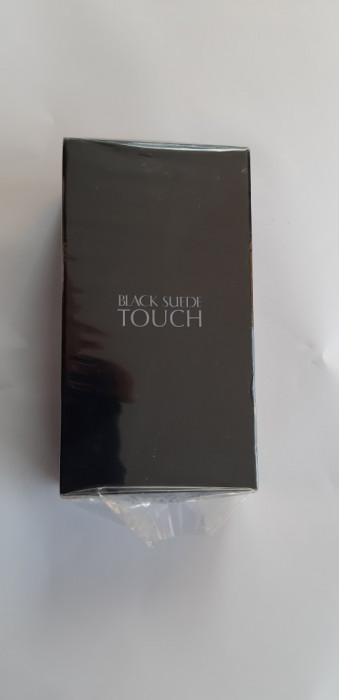 APA DE TOALETA  Black Suede Touch -AVON , SIGILAT