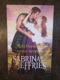 Razbunarea unui scotian -Sabrina Jeffries, Litera