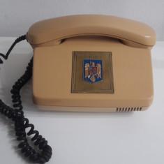 telefon vechi cu stema Romaniei anii 90