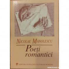 Poeti romantici