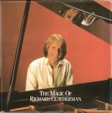 VINIL 2XLP Richard Clayderman – The Magic Of Richard Clayderman (-VG)