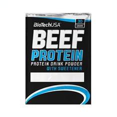 Proteina Hidrolizata Pura din Carne de Vita Fara Creatina Beef Protein 30 grame Bio Tech USA Cod: BTNBEFPR
