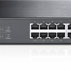 Switch tp-link tl-sg1024 24 porturi gigabit 48gbps capacity 1u 19 rackmount flow control