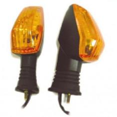 Lampa semnalizare moto fata spate, stanga dreapta (culoare alba) SUZUKI GSX-R 600 750 1000 dupa 2003