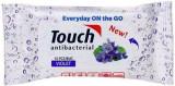 Servetele umede antibacteriene Touch Violet TOSRH5298, 15 bucati