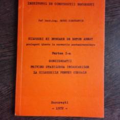 SILOZURI SI BUNCARE DIN BETON ARMAT, PARTEA I-A - PAVEL CONSTANTIN