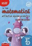 Cumpara ieftin Matematică. Aritmetică, algebră, geometrie. Caiet de lucru. Clasa a V-a. Inițiere. Partea a II-a, Clasa 2