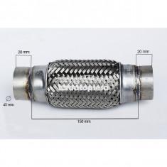 Racord flexibil toba esapament 45 x 150 mm FLANK FL 33739