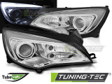 Faruri Opel ASTRA J 10-15 TUBE LIGHT Crom