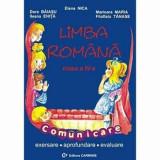 Limba romana. Clasa a IV-a. Comunicare/***, Carminis