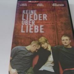 fara cintece despre dragoste - dvd